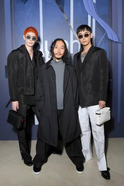 FRA: Dunhill : Photocall - Paris Fashion Week - Menswear Spring/Summer 2020