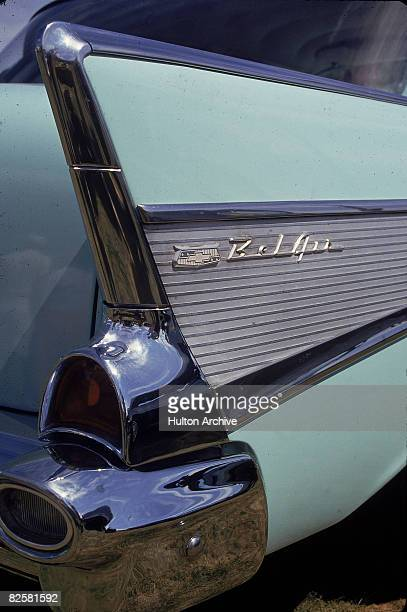 Tail Fin Of A '57 Bel Air