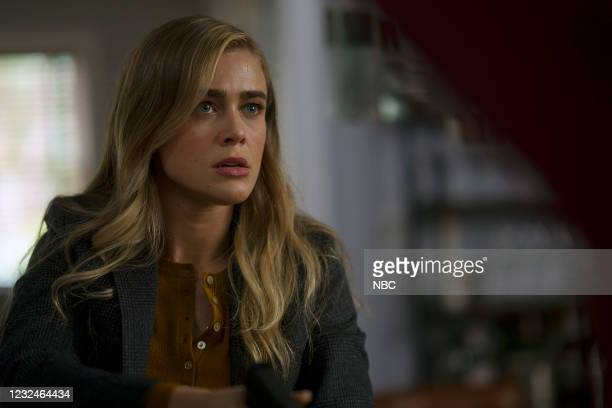 """Tail Spin"""" Episode 304 -- Pictured: Melissa Roxburgh as Michaela Stone --"""