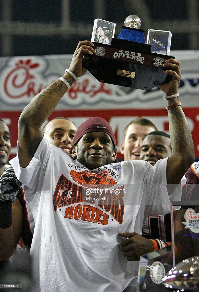 Chick-Fil-A Bowl - Virginia Tech v Tennessee : Nachrichtenfoto