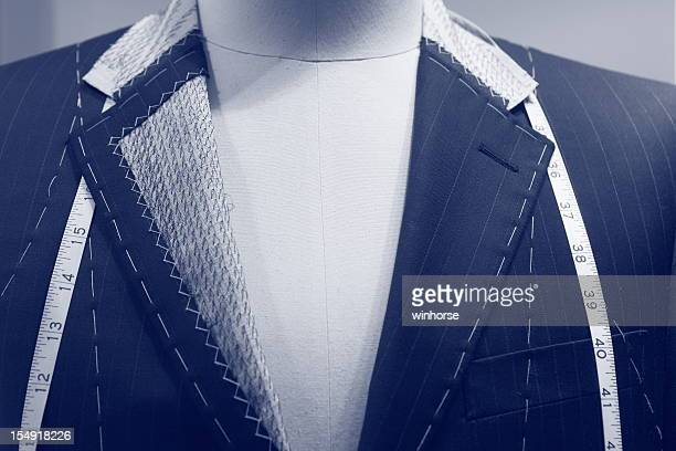 Tailor closeup
