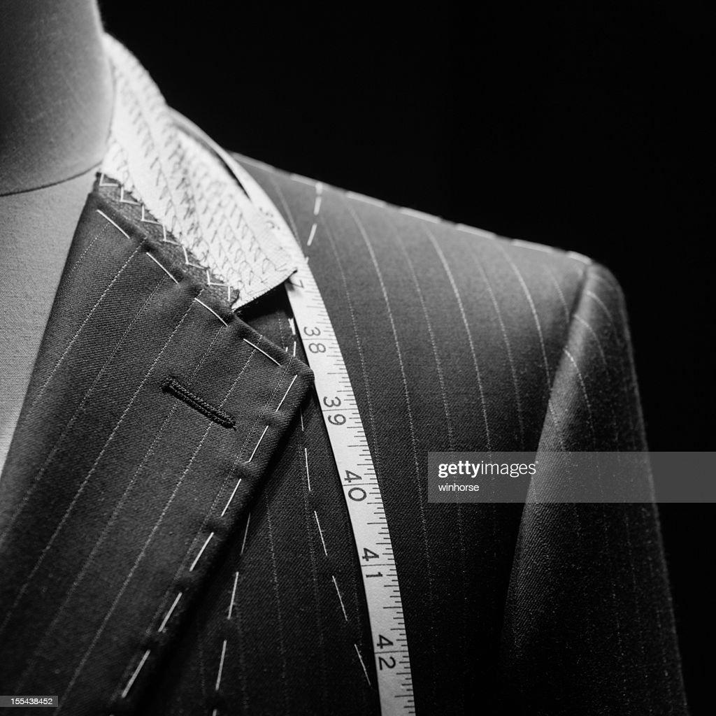 Tailor closeup : Stock Photo