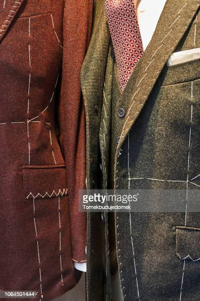 tailor - dressmaker's model stock photos and pictures