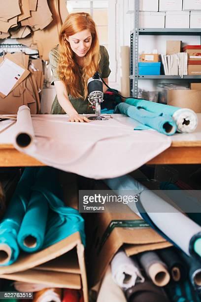 studio de créateurs de mode sur mesure, de travail.