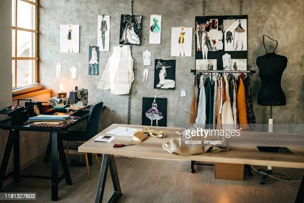 20 751 Clothing Design Studio Photos And Premium High Res Pictures Getty Images