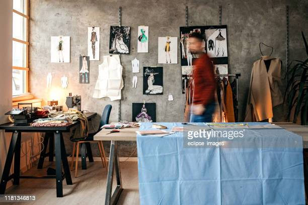tailor workshop - serbia stock pictures, royalty-free photos & images