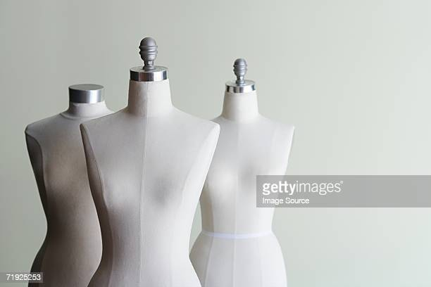tailors dummies - mannequin stock pictures, royalty-free photos & images
