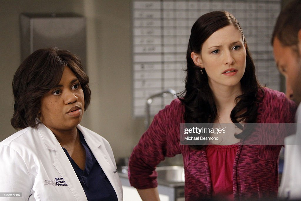 S ANATOMY - 'Tainted Obligation' - When Meredith and Lexie's father, Thatcher, returns to the hospital with a failed liver, it's up to Meredith to save his life. Meanwhile, Izzie empathizes with a patient riddled with tumors, as Mark, annoyed with Cristina's competitive zeal, tricks her into assisting on an unusual surgery, on 'Grey's Anatomy,' THURSDAY, OCTOBER 8 (9:00-10:01 p.m., ET) on the ABC Television Network.