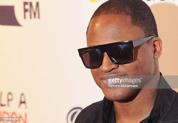 Taio Cruz attends day one of 'Jingle Bell Ball' at O2 Arena on December 4 2010 in London England