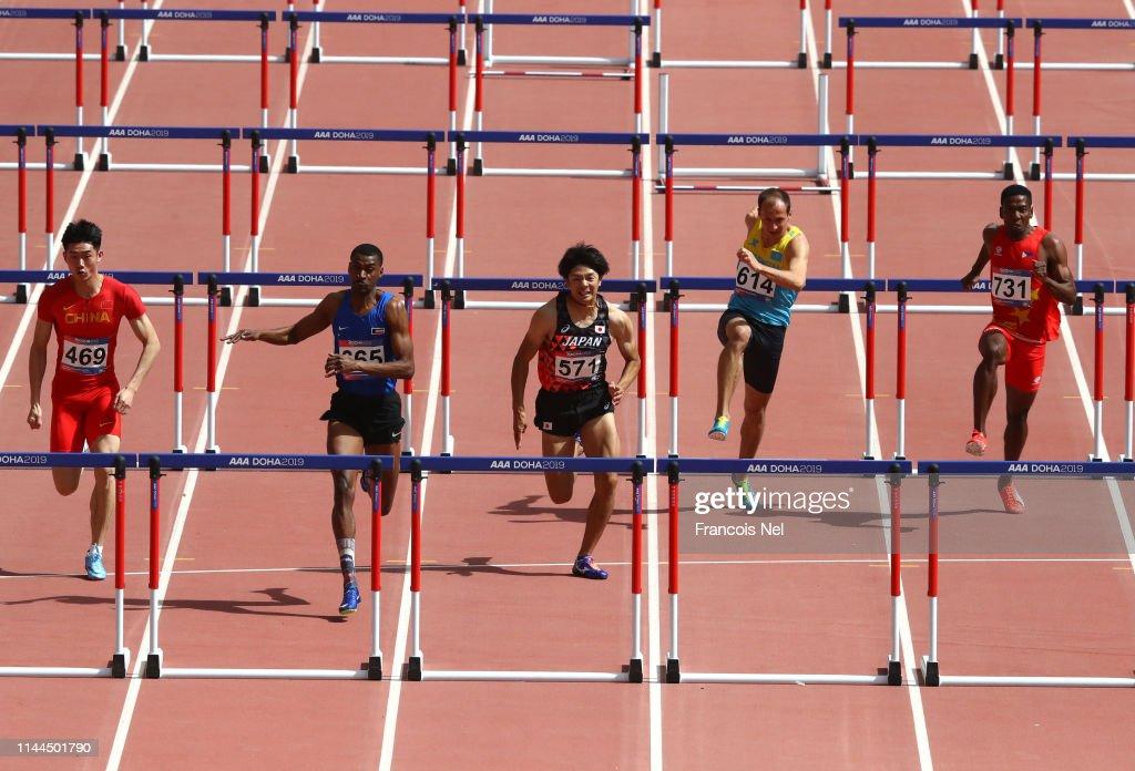 QAT: 23rd Asian Athletics Championships - Day Three