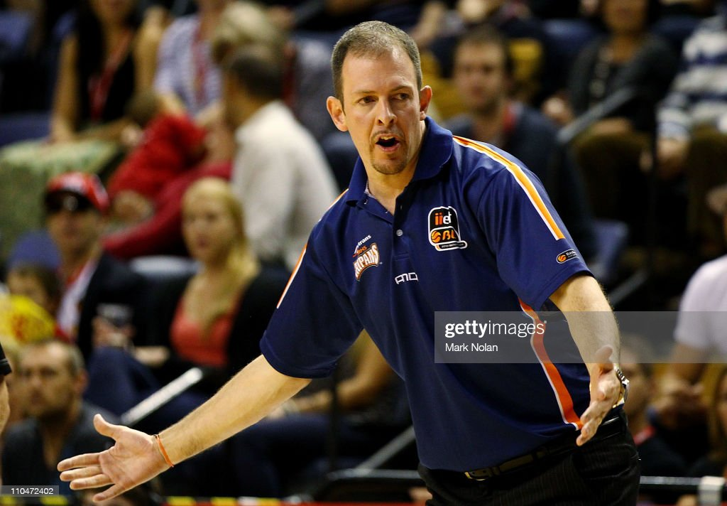 NBL Rd 23 - Hawks v Taipans : News Photo