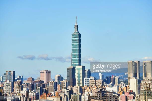 Taipei 101 dominates the city skyline. The 508m tall building was formerly the world's tallest inhabited building, and after receiving a platinum...