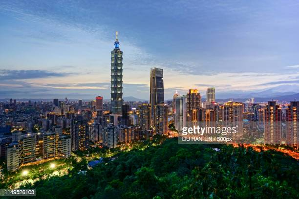 taipei city - taipei stock pictures, royalty-free photos & images