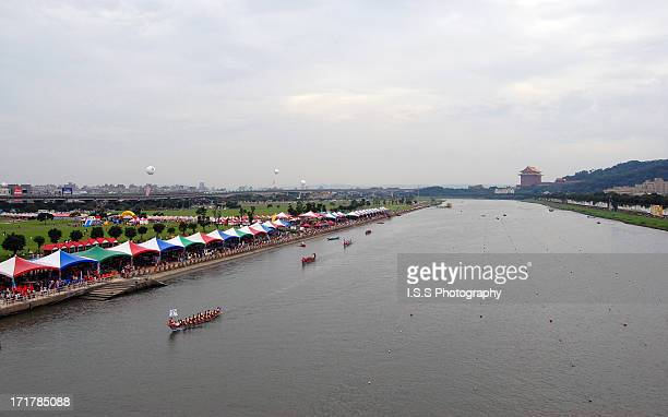 taipei dragon boat festival 29 - dragon boat festival stock pictures, royalty-free photos & images