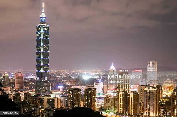 taipei - jcbonassin stock pictures, royalty-free photos & images
