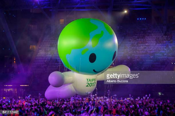 Taipei Universiade 2017 The grand finale of the Taipei Universiade in its 29th edition since its creation The Taipei Arena explodes in colors while...
