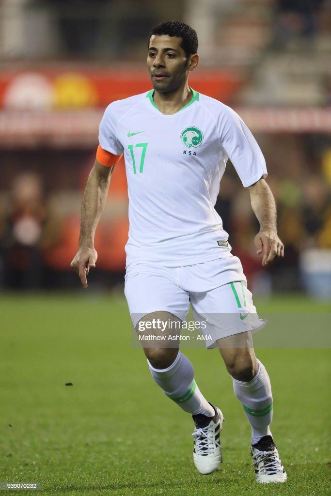 Belgium v Saudi Arabia - International Friendly : News Photo