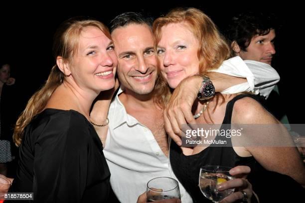 Taissa Callhehan David Schlachet and Lara Schlachet attend JIMMY HAUSMAN Birthday Party Hosted by LIZ COHEN RACHEL PETERS THOMAS And PATRICK THOMAS...