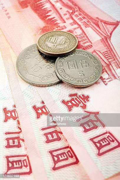 Taiwan Banknotes and Coins