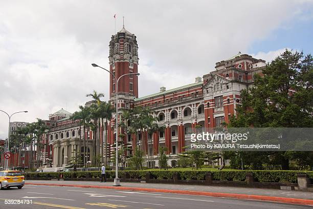 taiwan presidential office - president of taiwan stock pictures, royalty-free photos & images