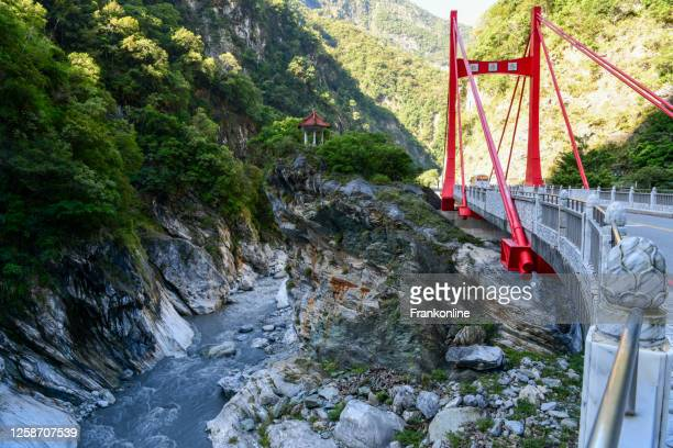 taiwan, taroko national park - hualien county stock pictures, royalty-free photos & images