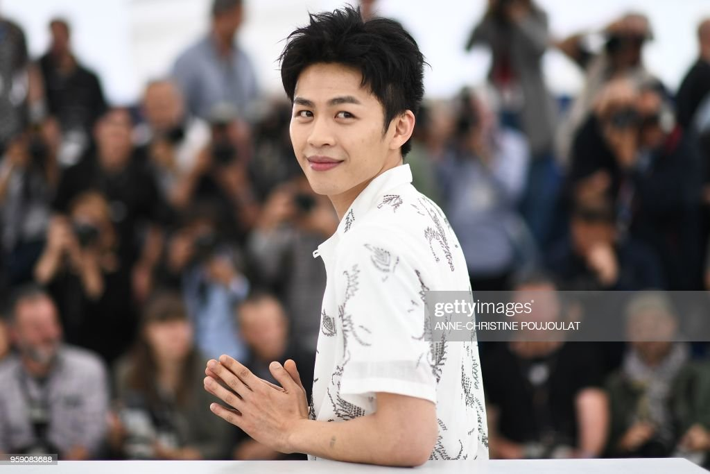 "FRA: ""Long Day's Journey Into Night (Di Qui Zui Hou De Ye Wan)"" Photocall - The 71st Annual Cannes Film Festival"