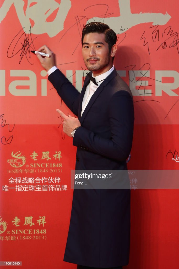 16th Shanghai International Film Festival - Opening Ceremony & Red Carpet : News Photo