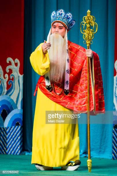 Taiwanese opera performance