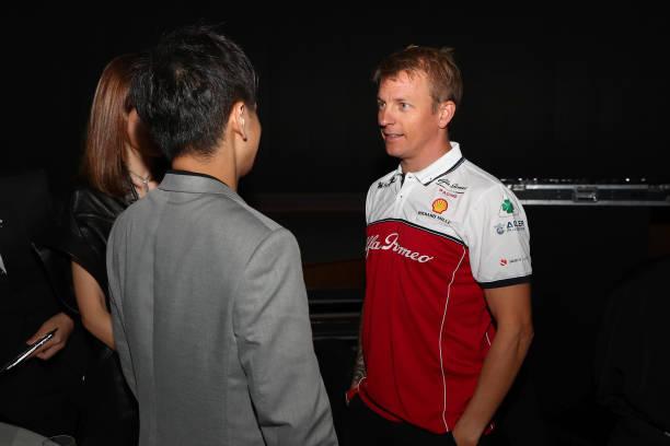 SGP: Richard Mille - RM 50-04 Kimi Raikkonen Launch