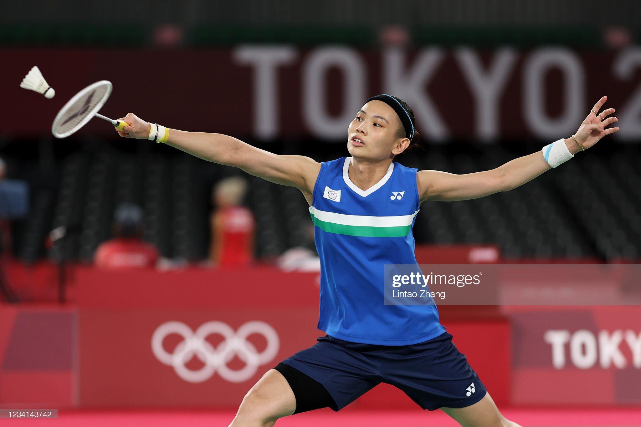 Badminton - Olympics: Day 1 : News Photo