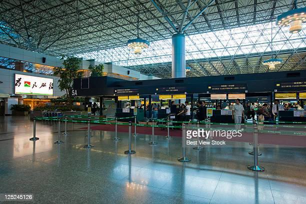Taiwan,Taipei,Taoyuan Airport,