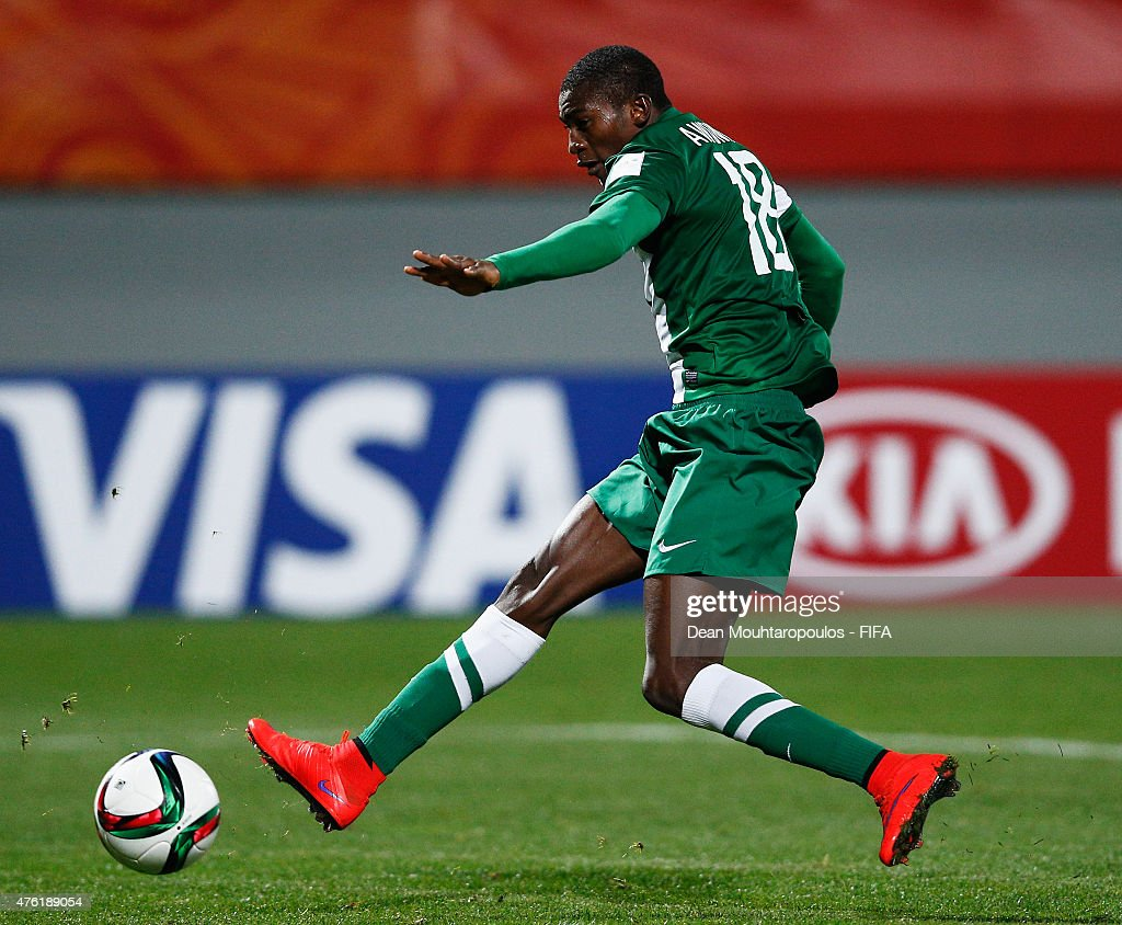 Hungary v Nigeria: Group E - FIFA U-20 World Cup New Zealand 2015 : News Photo