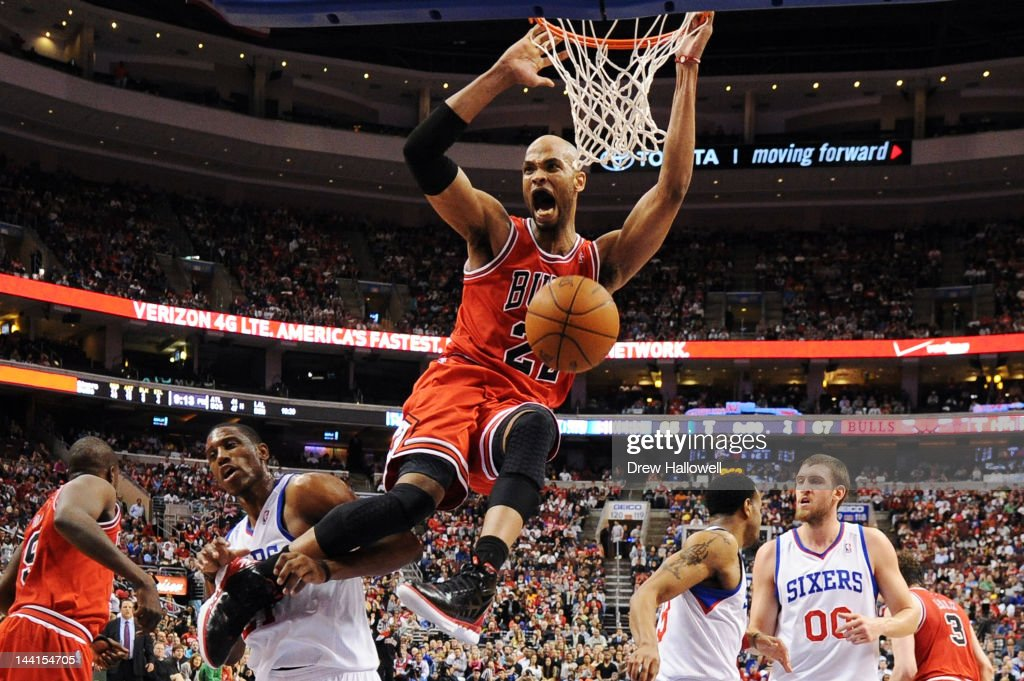 Chicago Bulls v Philadelphia 76ers - Game Six