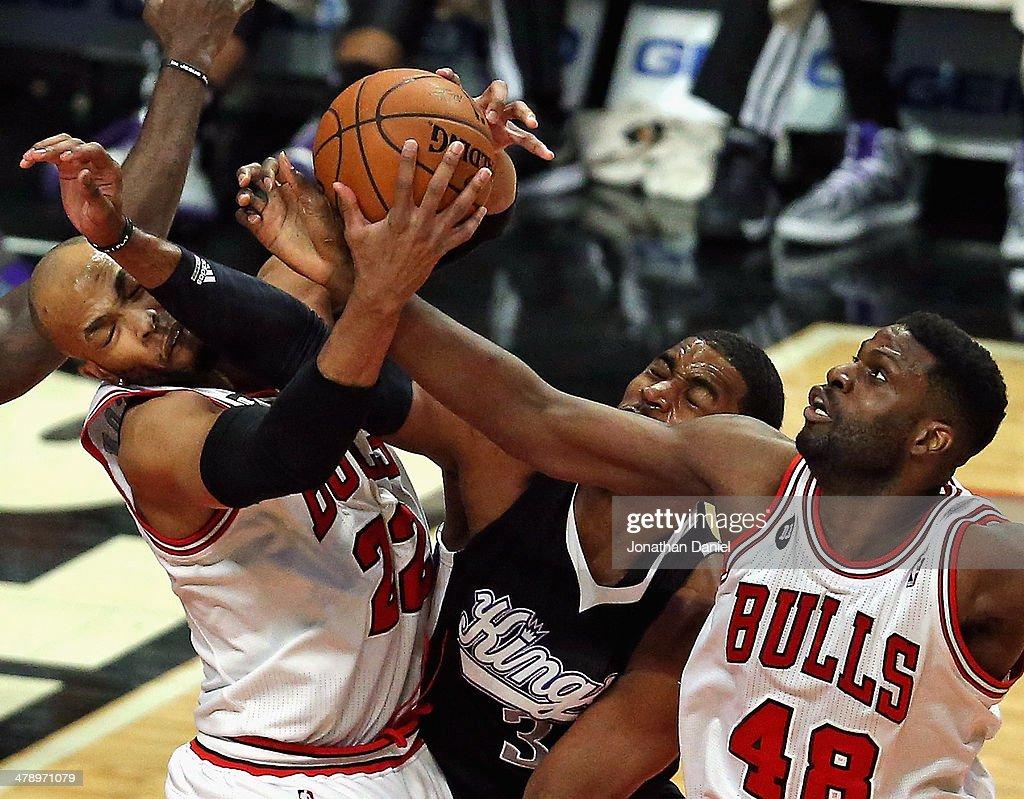 Sacramento Kings v Chicago Bulls