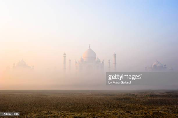 Taj Mahal at Dawn, Agra, Uttar Pradesh, India