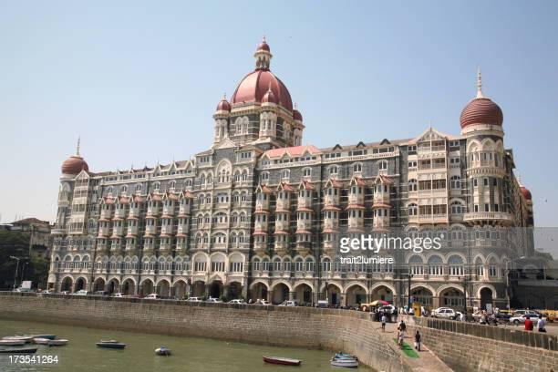 Taj Mahal Hotel en Mumbai
