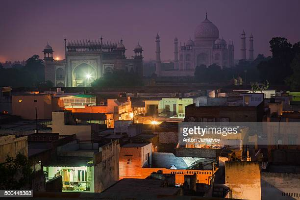 Taj Mahal - In The Shadow Of Endles Beauty