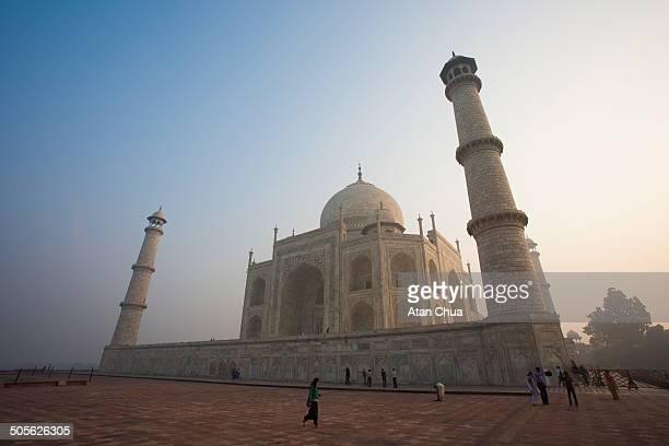 Taj Mahal, New Delhi, India