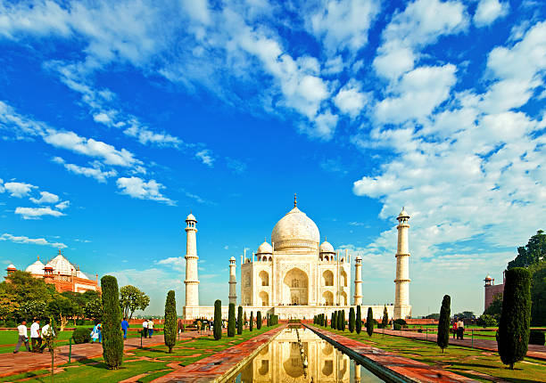 Taj Mahal Wall Art