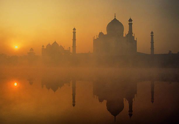 Taj Mahal Wall Art