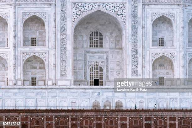 taj mahal - interior of taj mahal stock pictures, royalty-free photos & images