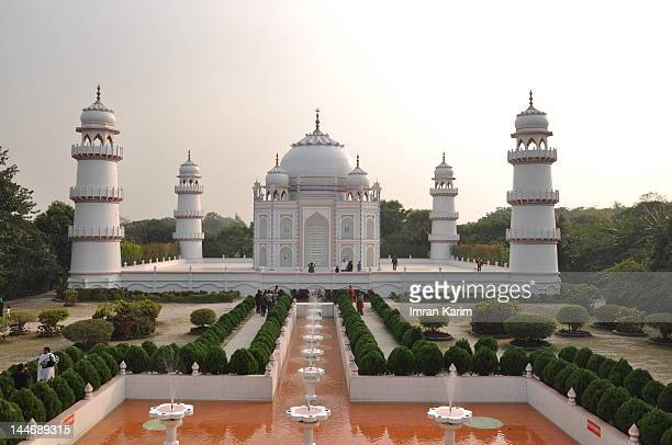 Taj Mahal replica in Bangladesh