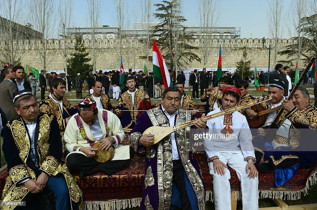 AFGHANISTAN-NAWROZ-FESTIVITIES : News Photo