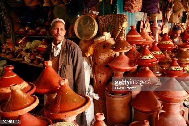 tajine seller essaouira morocco