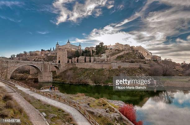 Tajo river, Toledo