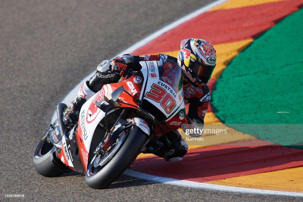 MotoGP of Aragon: Race : ニュース写真