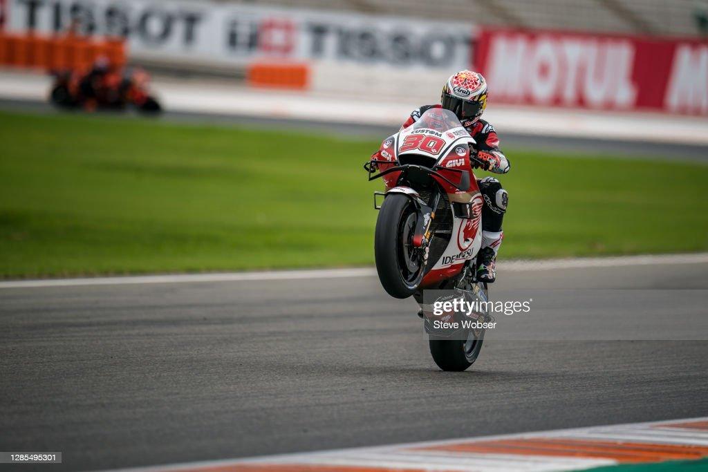 MotoGP of Comunitat Valenciana: Free Practice : ニュース写真