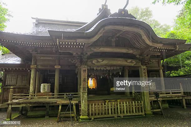 takachiho アマノ-iwato -神社 - 鹿児島県 ストックフォトと画像