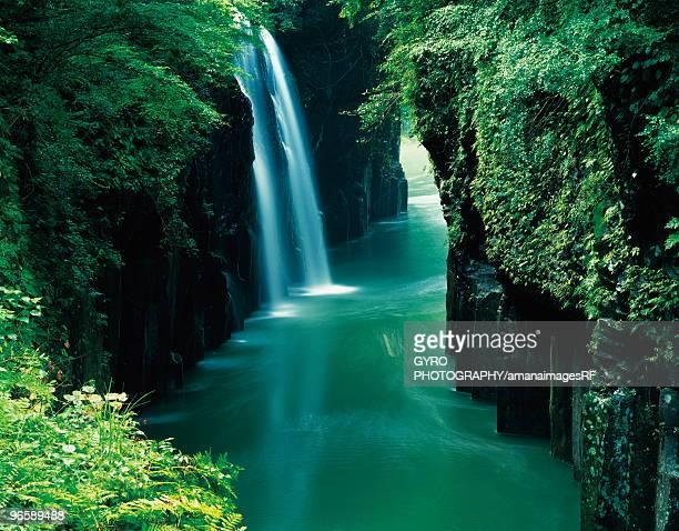 Takachiho gorge, Miyazaki Prefecture, Kyushu, Japan