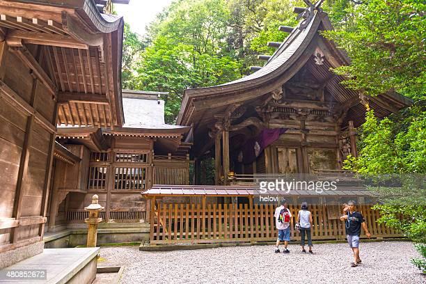 takachiho 日本の神社 - 鹿児島県 ストックフォトと画像